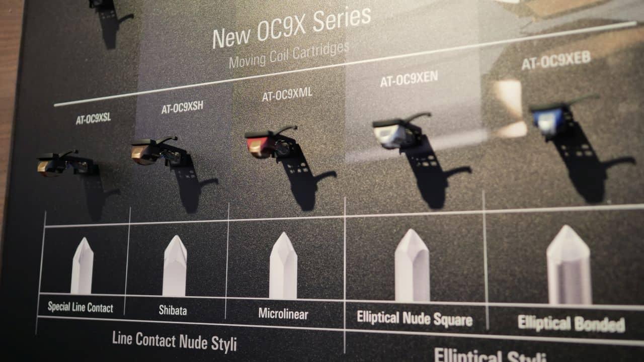 Neue OC9X Tonabnehmer Serie von Audio Technica – bei Bohne Audio
