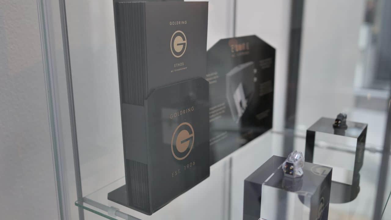 MC Tonabnehmer Goldring Ethos – Nachfolger des Legacy bei Bohne Audio