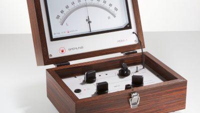 Sperling Audio PDM-1 Azimuth Messgerät - Ansicht Messung 2