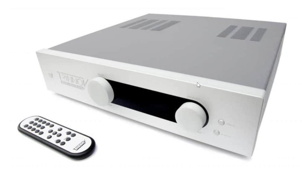 Trinnov Amethyst - Vorverstärker, Streaming Bridge, Soundprozessor, Raumkorrektur, Bassmanagement in einem Gerät