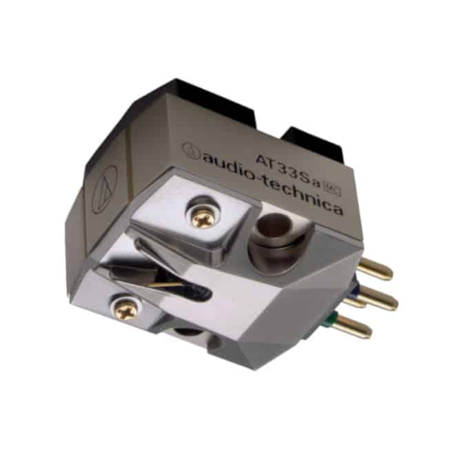 Audio Technica AT-33 SA High End Tonabnehmer: Top Preis-Leistungs-Verhältnis