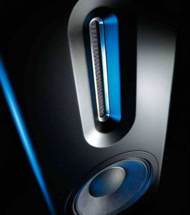 Bohne Audio Aktivlautsprecher BB-10L Lifestyle Serie: schwarze Ausführung