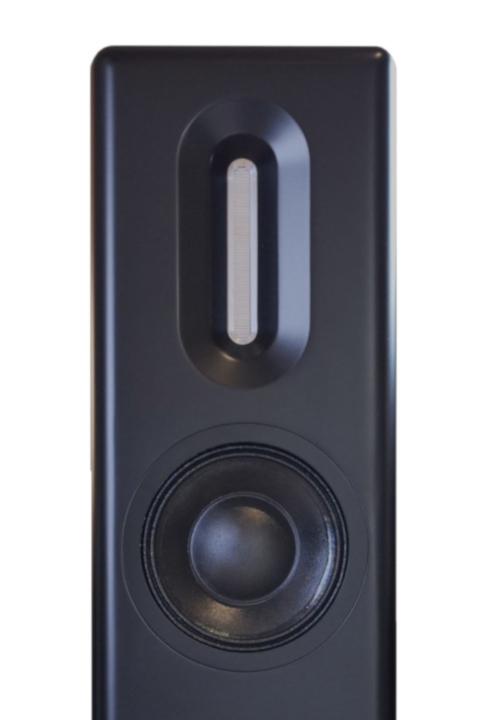 Bohne Audio BB-8L Aktivlautsprecher Detail Chassis