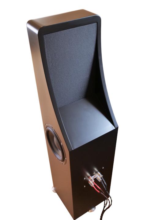 Bohne Audio BB-8L Aktivlautsprecher Rueckseite