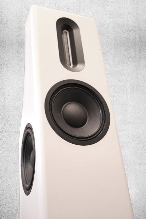 Bohne Audio Aktivlautsprecher BB-10L Lifestyle Serie: Perspektive