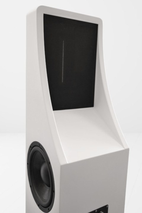 Bohne Audio Aktivlautsprecher BB-10L Lifestyle Serie: Rückseite
