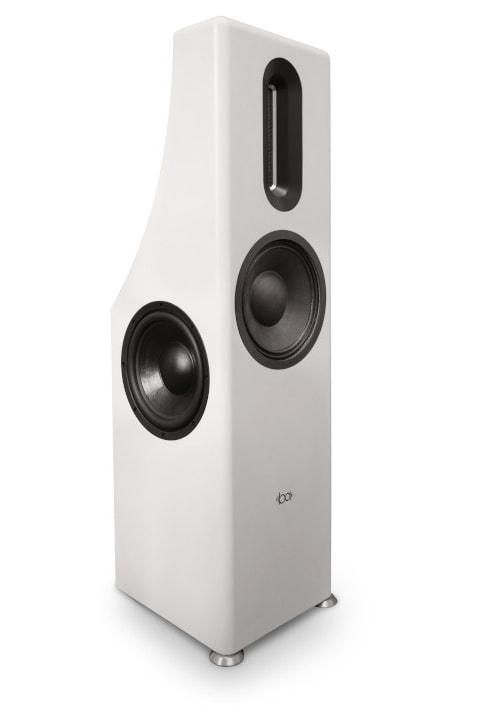 Bohne Audio Aktivlautsprecher BB-10L Lifestyle Serie: Seitenansicht 2