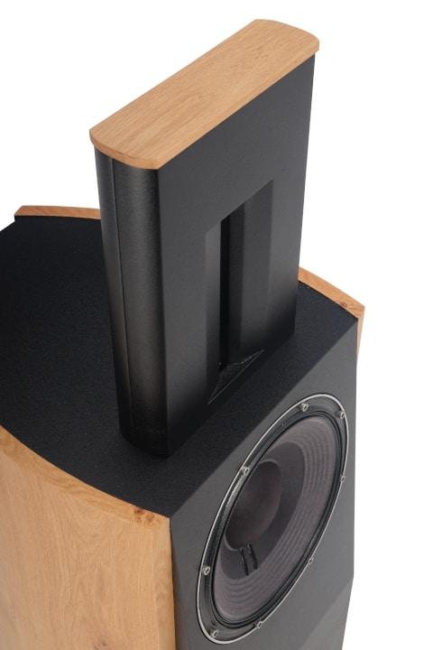Aktivlautsprecher Bohne Audio BB-12 Perspektive