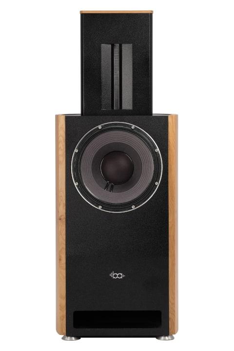Aktivlautsprecher Bohne Audio BB-12 Frontansicht