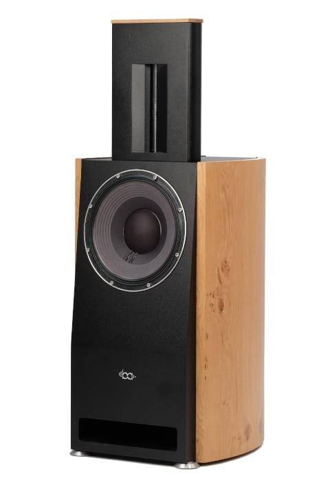 Aktivlautsprecher Bohne Audio BB-12 Seitenansicht