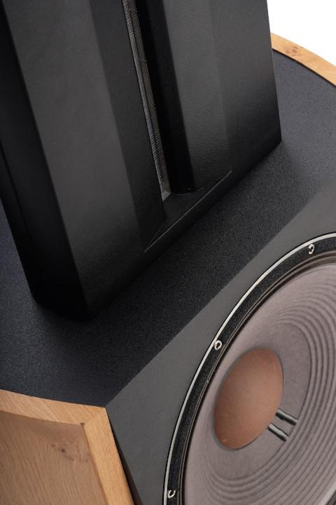 Lautsprecher Bohne Audio BB-15 Detail Perspektive