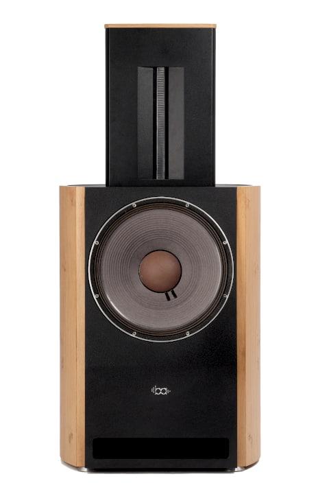 Lautsprecher Bohne Audio BB-15 Frontansicht