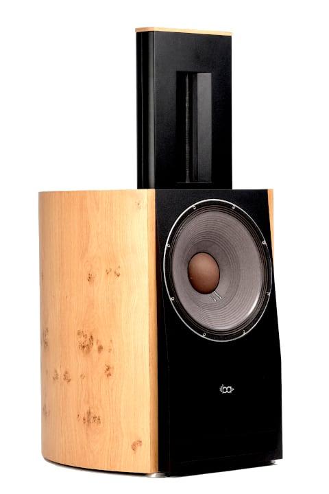 Lautsprecher Bohne Audio BB-15 Seitenansicht