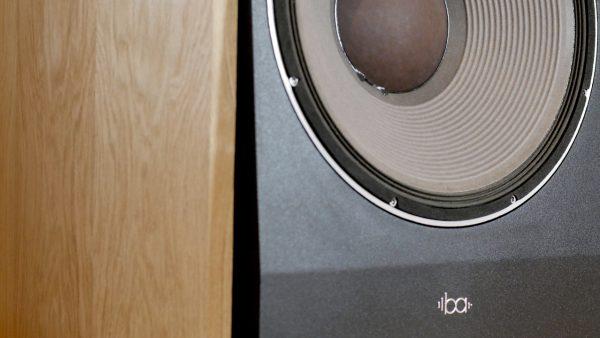 BB-18 Aktivlautsprecher von Bohne Audio: Woofer Detail