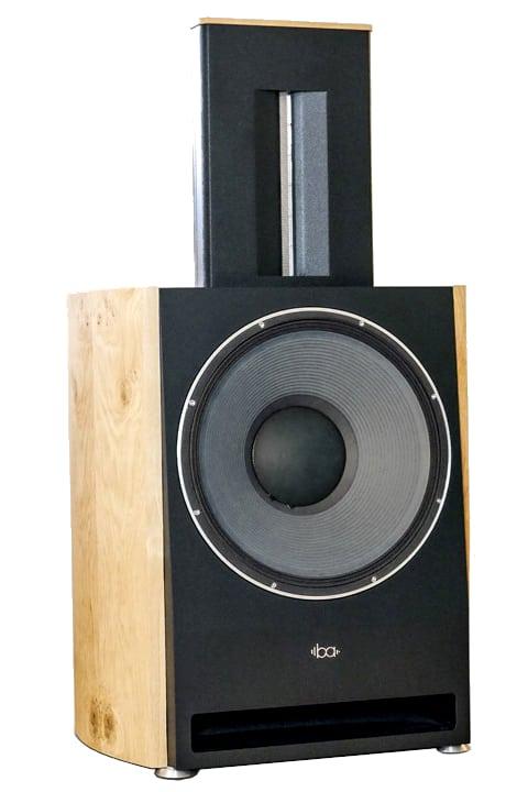 High End Lautsprecher BB-18 von Bohne Audio mit 18 Zoll JBL Bass