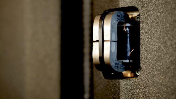 BB-18 Aktivlautsprecher von Bohne Audio: Bändchen Detail