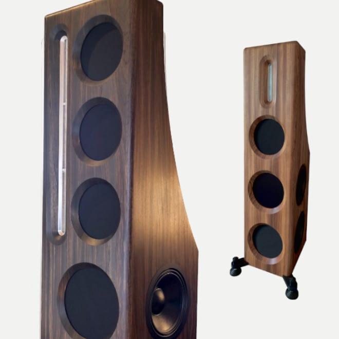 Die Premium Lautsprecher Serie YOLO von Bohne Audio