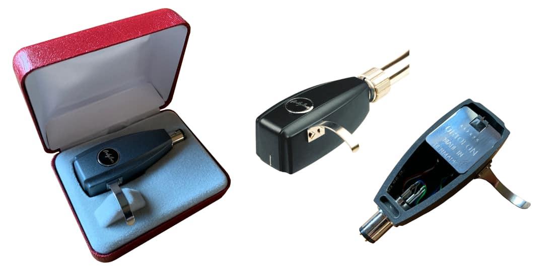Ortofon MPU Mono Tonabnehmer: MC High und Low Output Tondosen