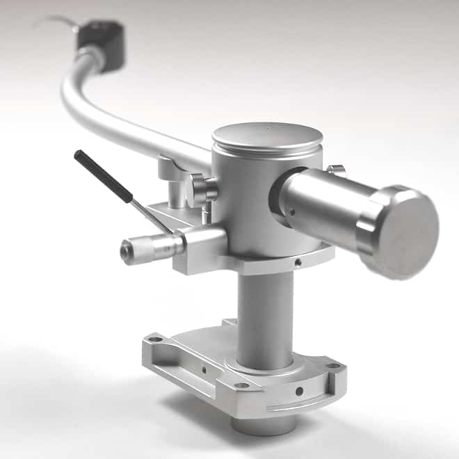 Groovemaster II Tonarm in 9, 10 oder 12 Zoll – speziell für SPU bzw. MPU