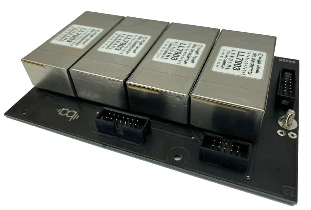 Trafosymmetrisches Ausgangsboard für Trinnov Geräte von Bohne Audio - audiophiles Upgrade für die Soundprozessoren und Vorverstärker
