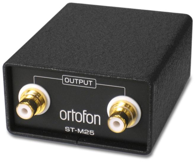 Ortofon ST M25 – spezieller Übertrager für Low und Medium Output MPU Tonabnehmer