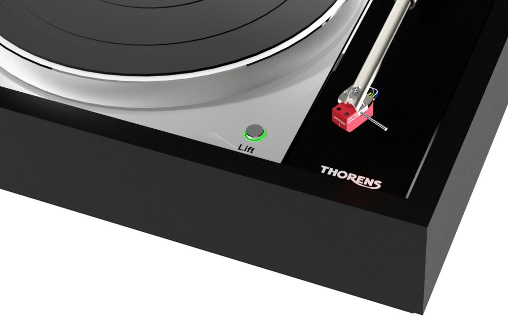 Thorens TD 1601 Detail Automatik