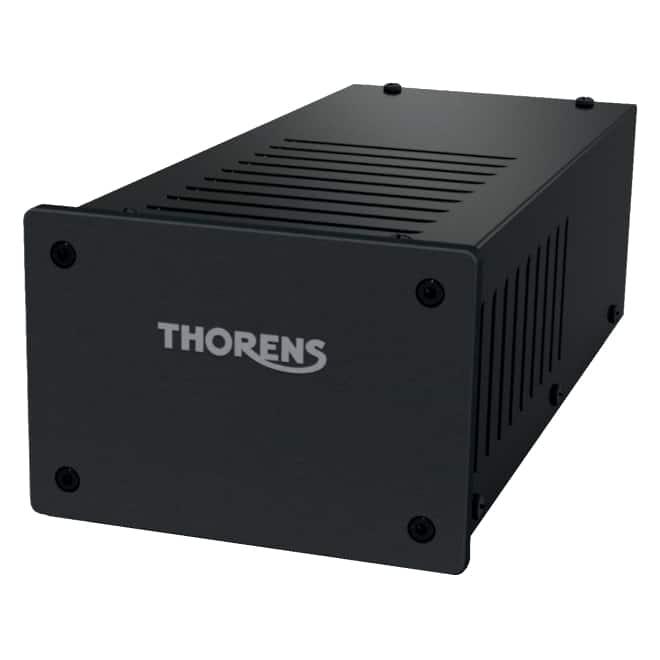 Hochwertiges externes Netzteil des Plattenspielers Thorens TD1600 und TD1601