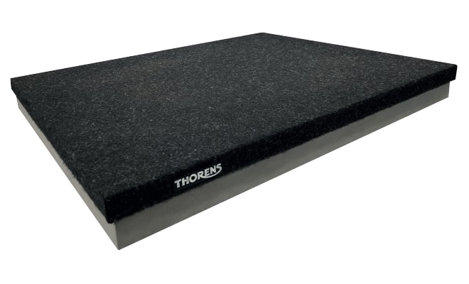 Thorens Absorberbase für Plattenspieler Laufwerke TAB 1600