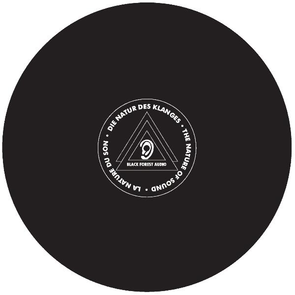 Black Forest Audio DÄD!MÄT Plattentellerauflage Matte